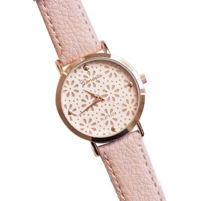 Geneva horloge Pink Flower