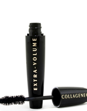 L'oréal Extra Volume Collagene mascara bruin
