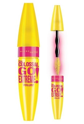 Maybelline The Colossal Go Extreme mascara zwart