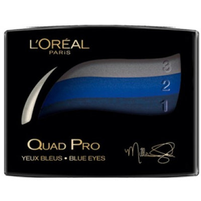 L'Oreal Star Secrets Quad Midnight Blue 358