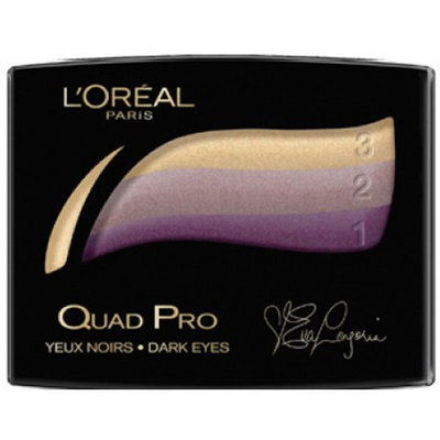 L'Oreal Star Secrets Quad Golden Plum 331