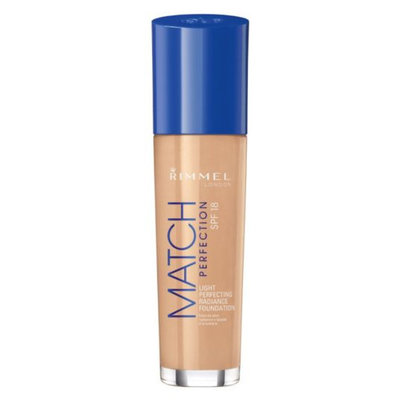 Rimmel Match Perfection Foundation Golden Honey 302