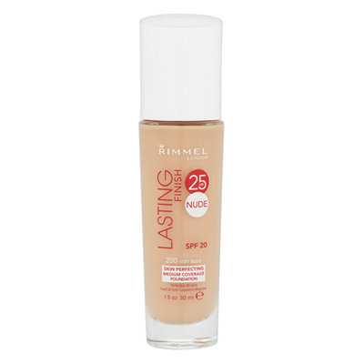 Rimmel Lasting Finish 25HR Foundation Soft Beige 200