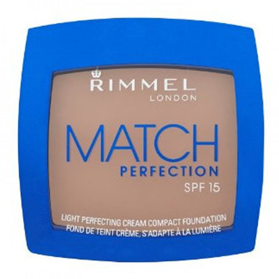 Rimmel Match Perfection Compact Cream Foundation Classic Beige 201