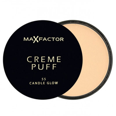 Max Factor Creme Puff Powder Candle Glow 55