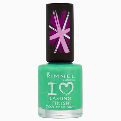 Rimmel I Love Lasting Finish Nagellak Pear Drop 703