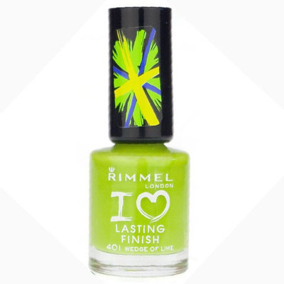 Rimmel I Love Lasting Finish Nagellak Wedge Of Lime 401