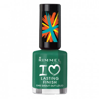 Rimmel I Love Lasting Finish Nagellak Shout Out Loud 046