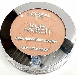 L'Oreal True Match Super Blendable Powder Compact Rose Amber C7 K7