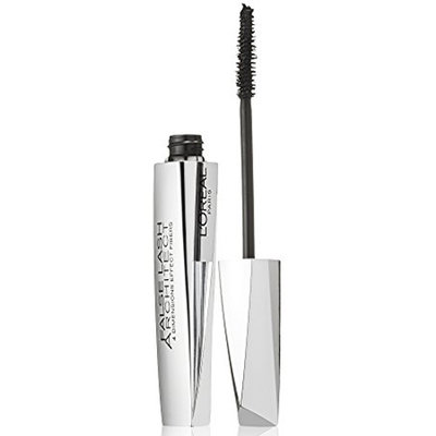 L'oréal False Lash Architect 4 Dimensions Effect Fibers Mascara Zwart