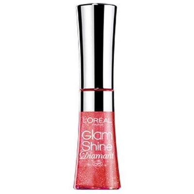 L'oréal Glam Shine Diamant Lipgloss Blush Carat 163