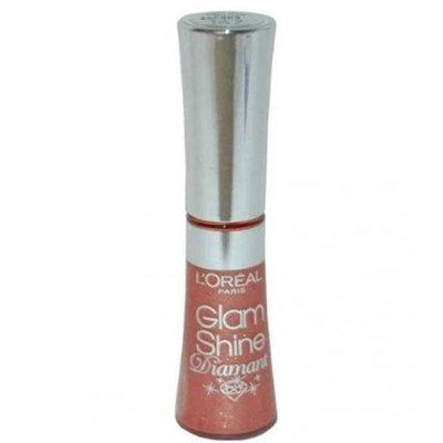 L'oréal Glam Shine Diamant Lipgloss Coral Carat 167
