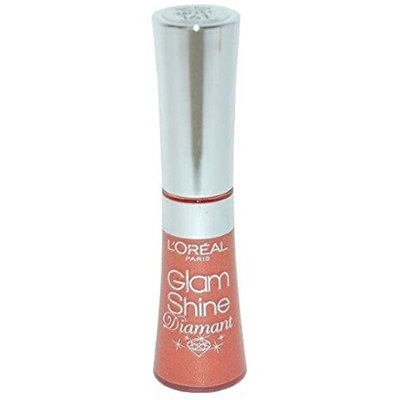L'oréal Glam Shine Diamant Lipgloss Amber Carat 161