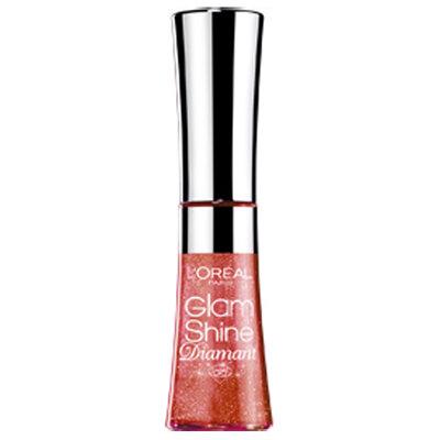 L'oréal Glam Shine Diamant Lipgloss Ruby Carat 164