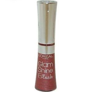 L'Oréal Glam Shine Lipgloss Sunlight Blush 156