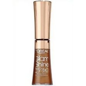 L'Oréal Glam Shine Lipgloss Crystal Bronze Glow 409