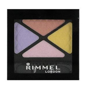 Rimmel Glam Eyes Quad Eye Shadow Summer Bloom 025